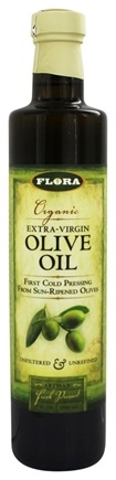 Zoom View - Organic Extra-Virgin Olive Oil