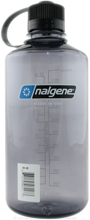 DROPPED: Nalgene - Everyday Tritan BPA Free Narrowmouth Water Bottle Grey - 32 oz. CLEARANCE PRICED