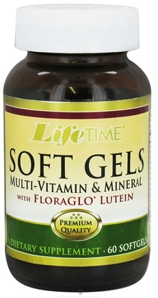 Zoom View - Soft Gels Multi Vitamin & Minerals