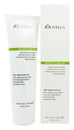 Zoom View - Virgin Olive Oil Body Cream