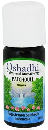 Zoom View - Professional Aromatherapy Patchouli Organic Essential Oil