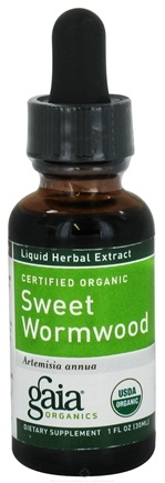 DROPPED: Gaia Herbs - Sweet Wormwood - 1 oz. Formerly Sweet Wormwood Herb CLEARANCED PRICED