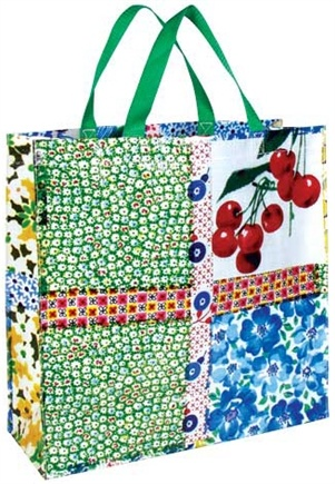 Zoom View - Quilt Shopper Bag