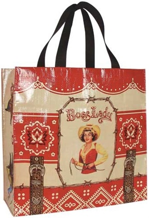 Zoom View - Boss Lady Shopper Bag