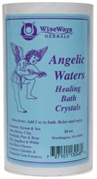 Zoom View - Angelic Waters Healing Bath Crystals