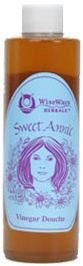 DROPPED: Wise Ways - Sweet Annie Vinegar Douche - 8 oz. CLEARANCE PRICED