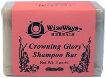 Zoom View - Crowning Glory Shampoo Bar
