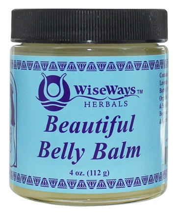 DROPPED: Wise Ways - Beautiful Belly Balm - 4 oz.