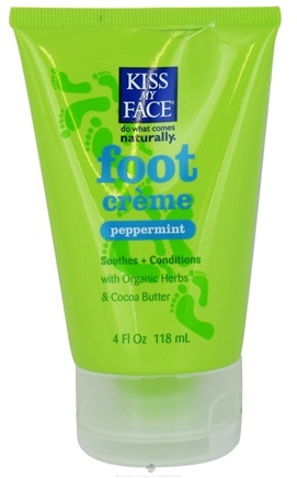 Zoom View - Foot Creme Peppermint