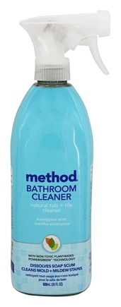 Method - Bathroom Cleaner Eucalyptus Mint - 28 oz.