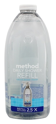 Method - Daily Shower Refill Natural Shower Cleaner - 68 oz.