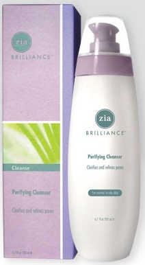DROPPED: Zia - Brilliance Purifying Cleanser - 6.7 oz.