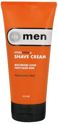 DROPPED: Zia - Mens HydraShield Shave Cream - 5 oz.