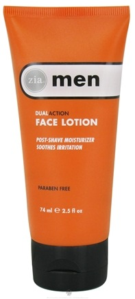 Zoom View - Mens DualAction Face Lotion