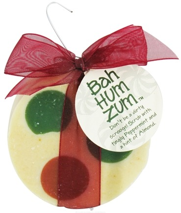 Zoom View - Bah Hum Zum Soap Ornament