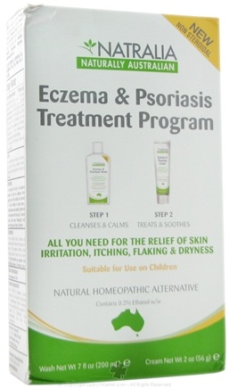 Zoom View - Eczema and Psoriasis Treatment Program Non Steroidal