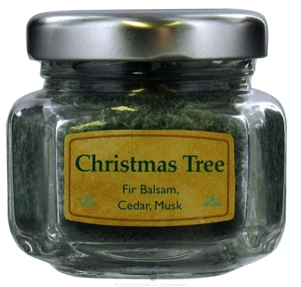 DROPPED: Aloha Bay - Scented Trip Light Jar Candle Christmas Tree - 1.2 oz.