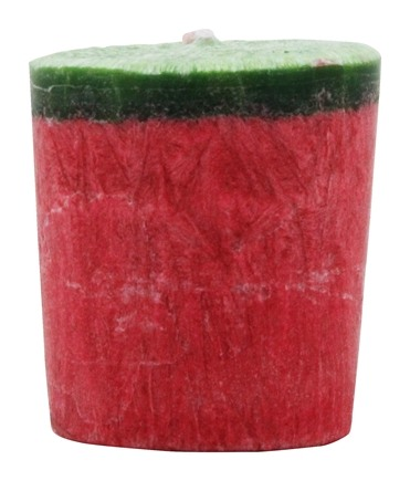 Zoom View - Votive Candle Holiday Spirit
