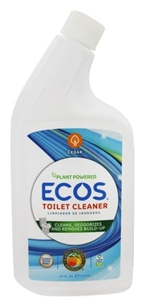 Earth Friendly - Toilet Cleaner Natural Cedar Scent - 24 oz.