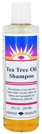 Zoom View - Tea Tree Oil Shampoo