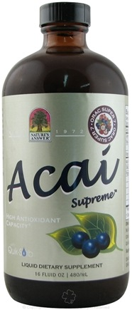 Zoom View - Acai Supreme Liquid Antioxidant Supplement