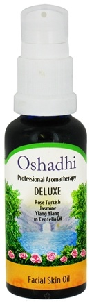 DROPPED: Oshadhi - Professional Aromatherapy Facial Skin Oil Deluxe - 30 ml. CLEARANCE PRICED