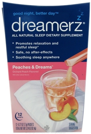 Zoom View - Drink Mix Sleep Supplement