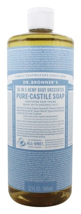 Zoom View - Magic Pure-Castile Soap Baby-Mild