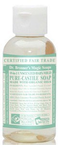 DROPPED: Dr. Bronners - Magic 18-in-1 Hemp Pure Castile Soap Baby Mild - 2 oz.