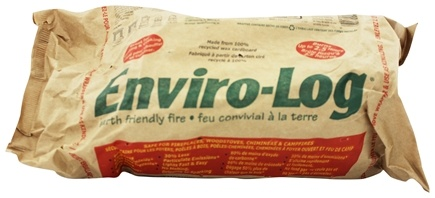 Enviro Log - Earth Friendly Fire Log - 3 lbs.