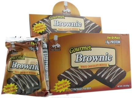 Zoom View - Tri-O-Plex Gourmet Brownie
