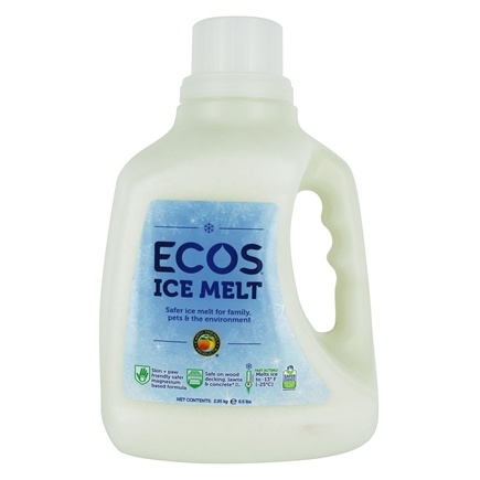 Zoom View - Ice Melt Ice Melting Compound