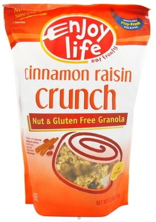 DROPPED: Enjoy Life Foods - Cinnamon Crunch Granola - 12.8 oz.