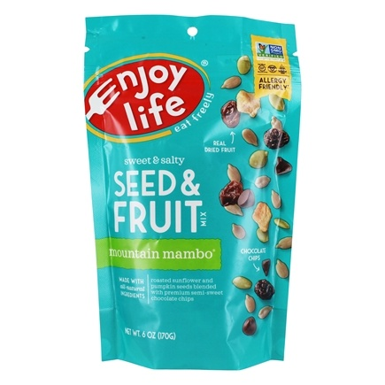 Enjoy Life Foods - Not Nuts! Seed and Fruit Mix Nut Free Mountain Mambo - 6 oz.