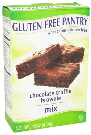 DROPPED: Glutino - Gluten Free Pantry Brown Rice Pancake & Waffle Mix - 16 oz. CLEARANCE PRICED