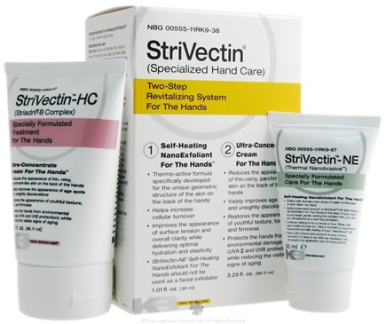 DROPPED: StriVectin - StriVectin Hand Kit - Formerly Klein-Becker
