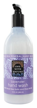 Zoom View - Dead Sea Mineral Hand Wash