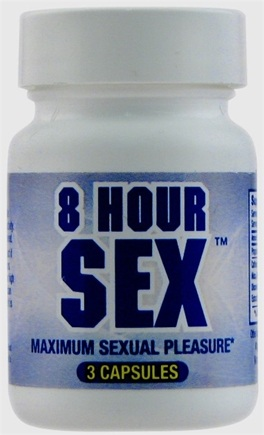Zoom View - 8 Hour Sex Sexual Pleasure Enhancer