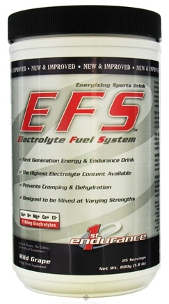 Zoom View - EFS Energizing Sports Drink