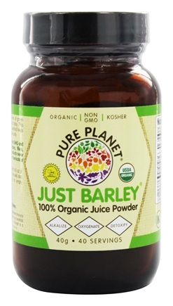 DROPPED: Pure Planet - Just Barley Organic Green Superfood - 1.4 oz.
