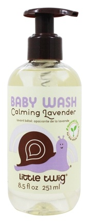 DROPPED: Little Twig - Baby Wash Calming Lavender - 8.5 oz.