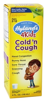 Zoom View - Cold'n Cough 4 Kids