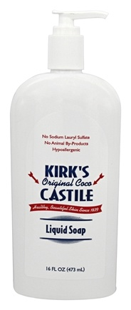 Zoom View - Original Castile Liquid Soap