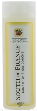 DROPPED: South of France - Body Wash Shea Butter - 8 oz. CLEARANCE PRICED