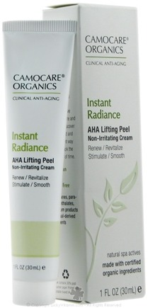 DROPPED: CamoCare Organics - Instant Radiance AHA Lifting Peel - 1 oz.