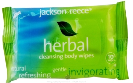 Zoom View - Herbal Baby Wipes