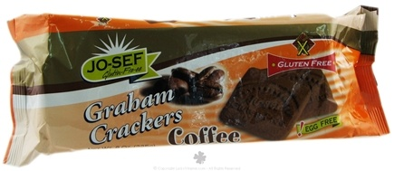 DROPPED: Josefs Gluten Free - Coffee Graham Crackers - 8 oz.
