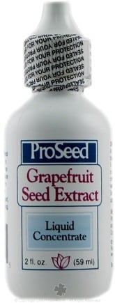 DROPPED: ProSeed - Grapefruit Seed Extract Liquid Concentrate - 2 oz.