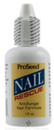 DROPPED: ProSeed - Nail Rescue Antifungal Nail Formula - 1 oz. CLEARANCE PRICED