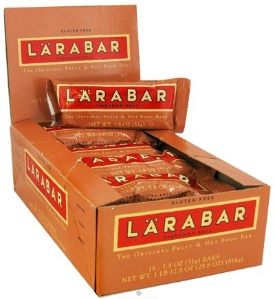 DROPPED: Larabar - Cinnamon Roll Bar - 1.8 oz. CLEARANCE PRICED